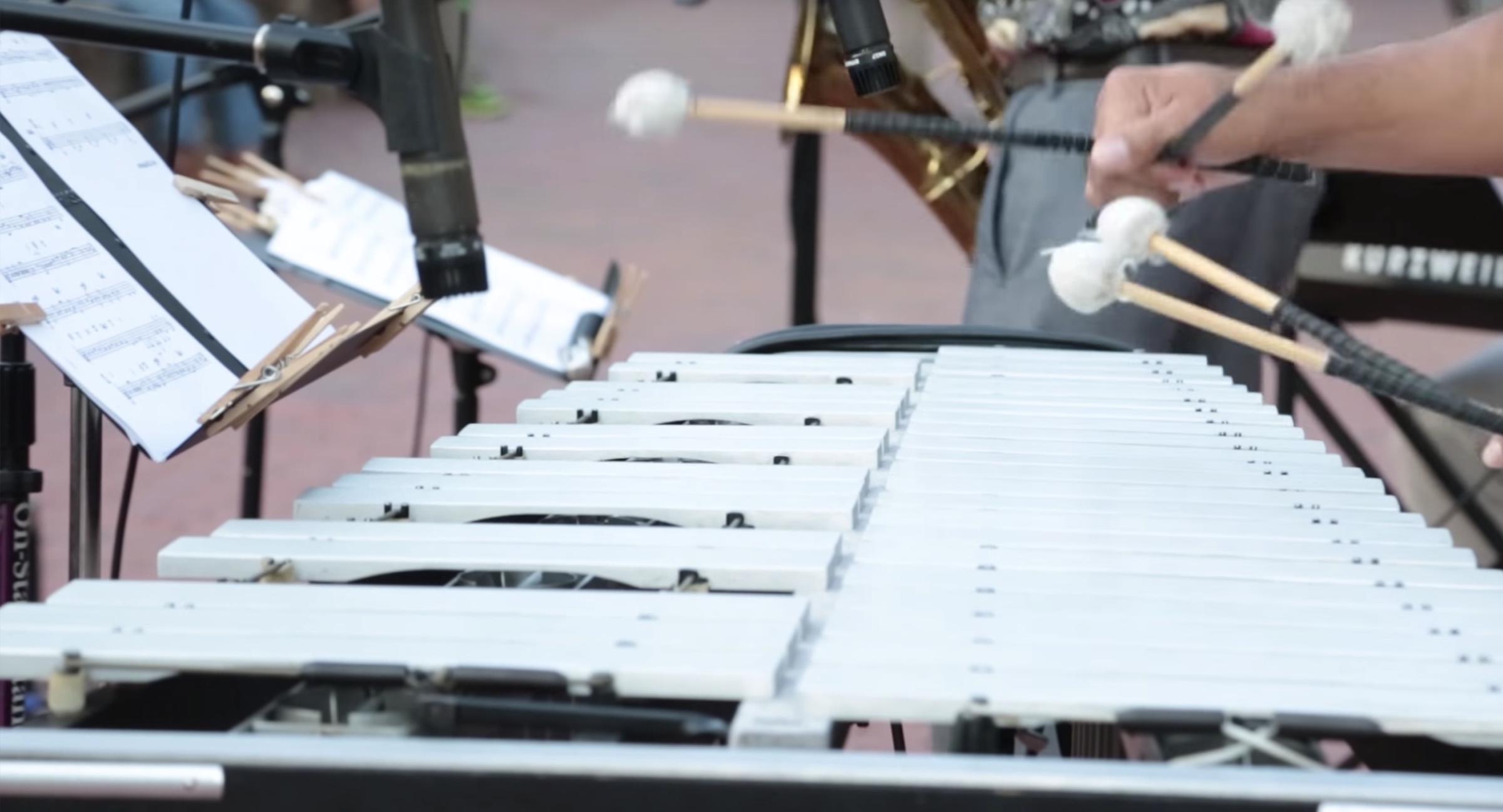 UNC Summer Jazz Workshop Video